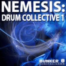 Bunker 8 Digital Labs Nemesis Drum Collective 1 MULTiFORMAT DVDR-DYNAMiCS